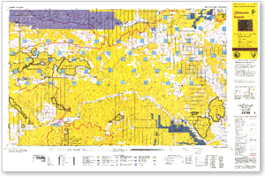 BLM Land Use Maps- Federal Land use maps usgsquads.com