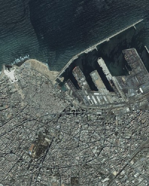 IKONOS DigitalGlobe Satellite Imagery